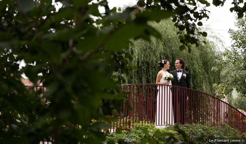 Le mariage de Rémi et Aurélie à Biesheim, Haut Rhin