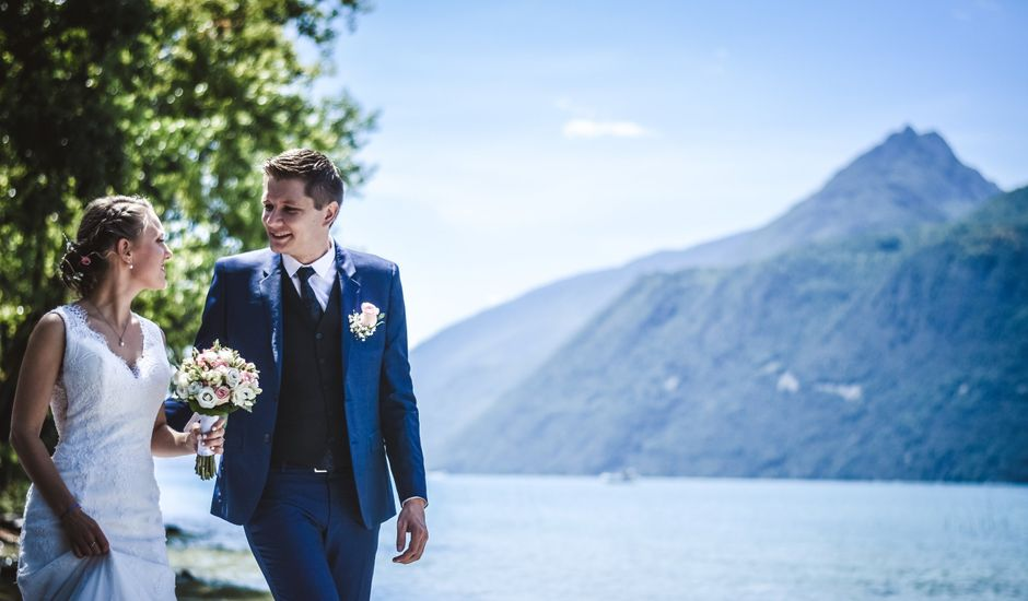 Le mariage de Jocelyn et Emilie à Aix-les-Bains, Savoie
