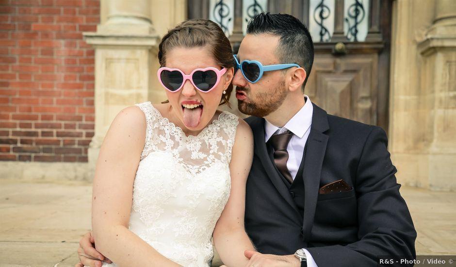Le mariage de Christopher et Adeline à La Ville-du-Bois, Essonne