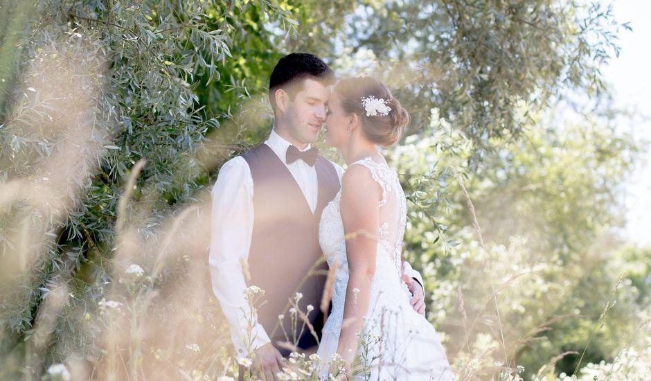 Le mariage de Sébastien et Aurore à Mably, Loire