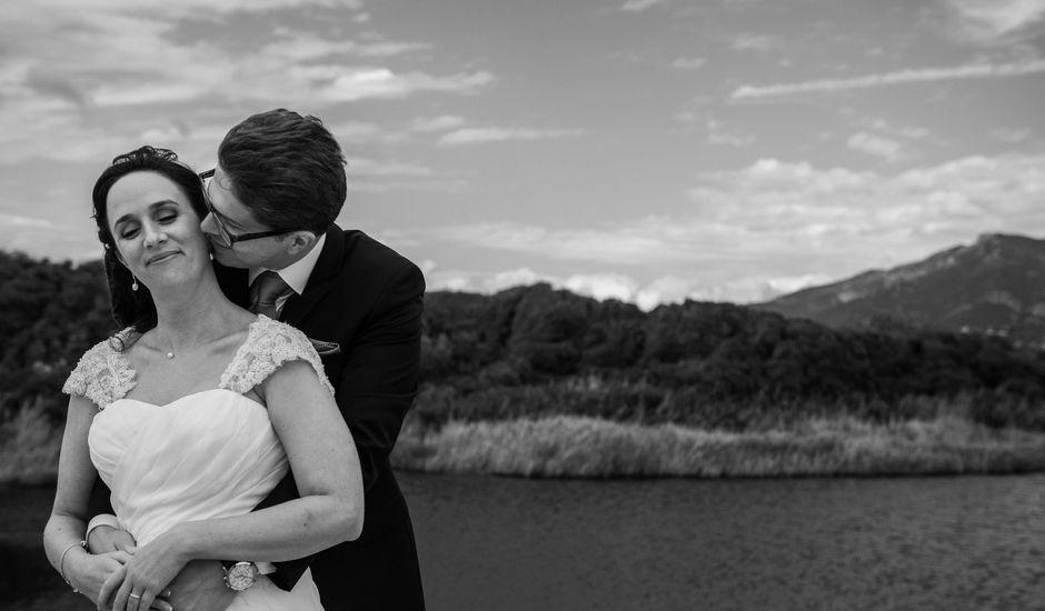 Le mariage de Eric et Mélody à Porticcio, Corse