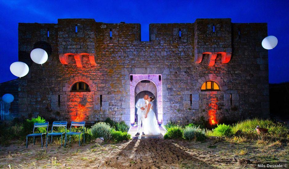 Le mariage de Dominique et Justine à Quiberon, Morbihan