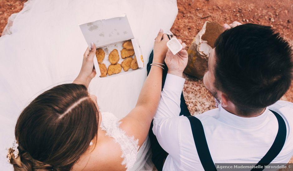 Le mariage de Lucas et Maéva à Saint-Geneys-près-Saint-Paulien, Haute-Loire