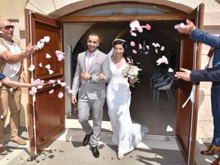 Le mariage de Marine et Nabil  3