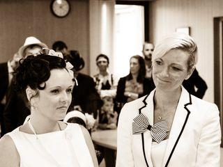 Le mariage de Carine et Amélie 1