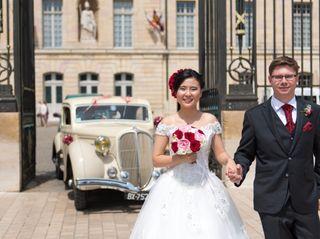 Le mariage de Tingting et Stéphane