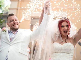 Le mariage de Antonny et Marie