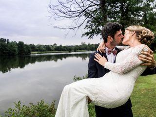 Le mariage de Marine et Arthur