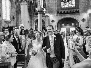 Le mariage de Tabata et Francisco 1