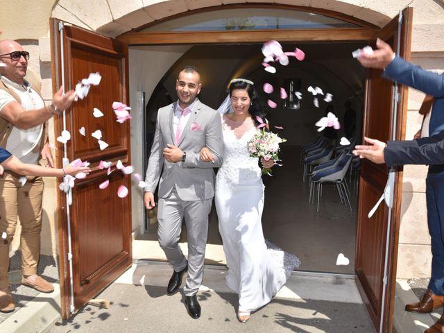 Le mariage de Nabil  et Marine à Berre-l'Étang, Bouches-du-Rhône 2