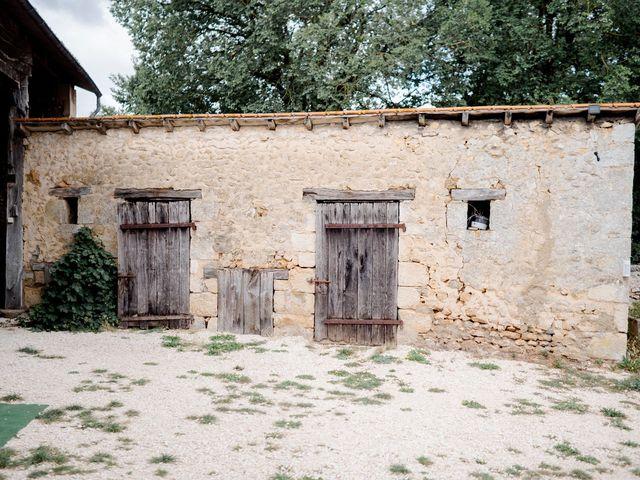 Le mariage de Mathieu et Angélique à Anché, Indre-et-Loire 4
