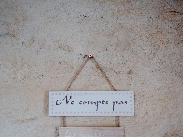 Le mariage de Mathieu et Angélique à Anché, Indre-et-Loire 5