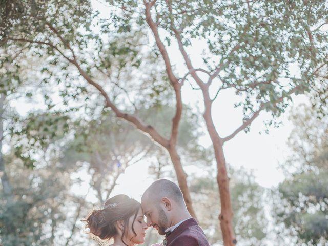 Le mariage de Pierrick et Audrey à Martigues, Bouches-du-Rhône 1