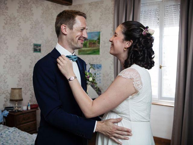Le mariage de Benjamin et Anne à Saint-Dizier, Haute-Marne 5