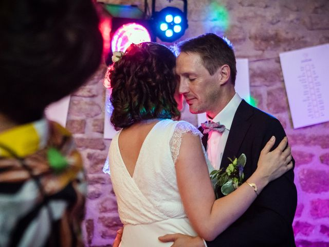 Le mariage de Benjamin et Anne à Saint-Dizier, Haute-Marne 78