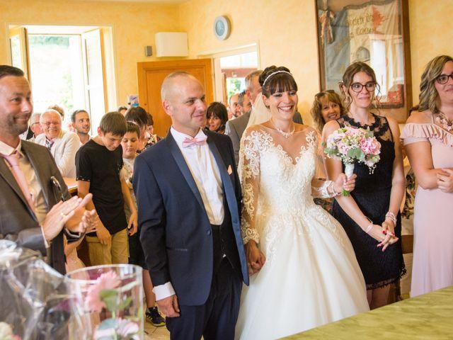 Le mariage de Greg et Laura à Loudes, Haute-Loire 8