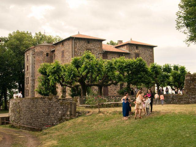 Le mariage de Greg et Laura à Loudes, Haute-Loire 9