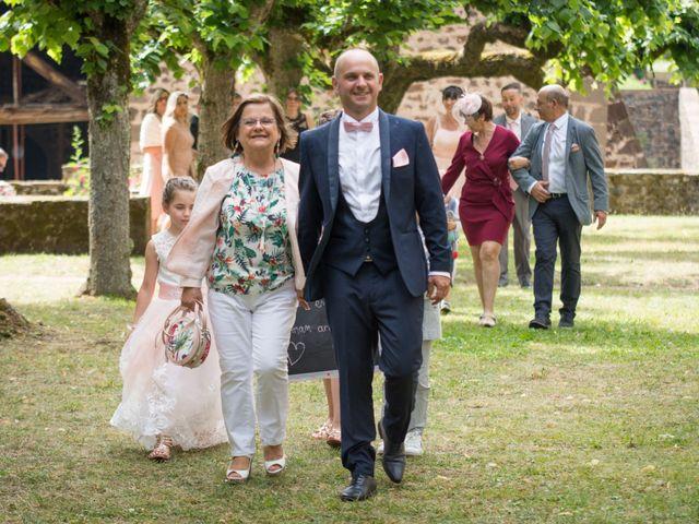 Le mariage de Greg et Laura à Loudes, Haute-Loire 10