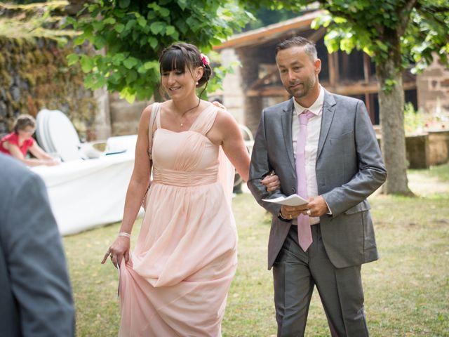Le mariage de Greg et Laura à Loudes, Haute-Loire 11