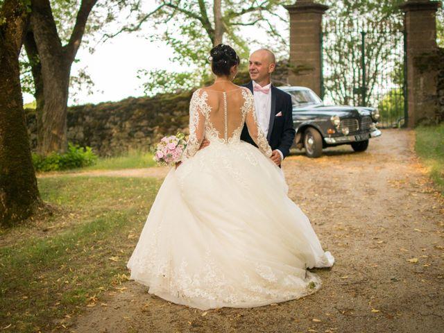 Le mariage de Greg et Laura à Loudes, Haute-Loire 1