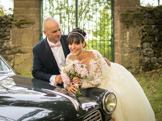 Le mariage de Greg et Laura à Loudes, Haute-Loire 40