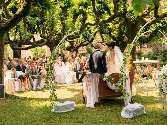 Le mariage de Greg et Laura à Loudes, Haute-Loire 24