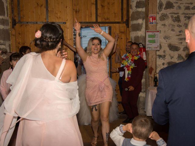 Le mariage de Greg et Laura à Loudes, Haute-Loire 72