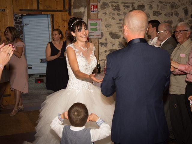Le mariage de Greg et Laura à Loudes, Haute-Loire 73