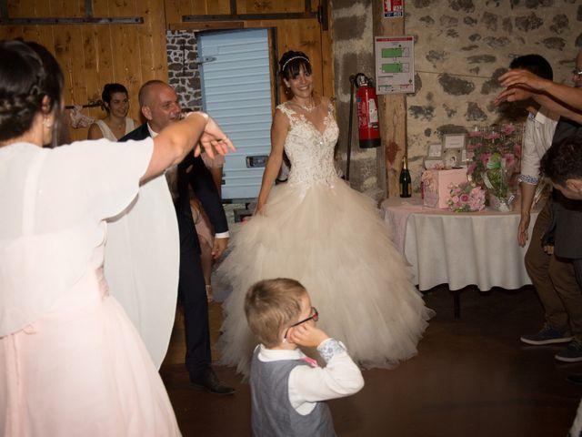 Le mariage de Greg et Laura à Loudes, Haute-Loire 74
