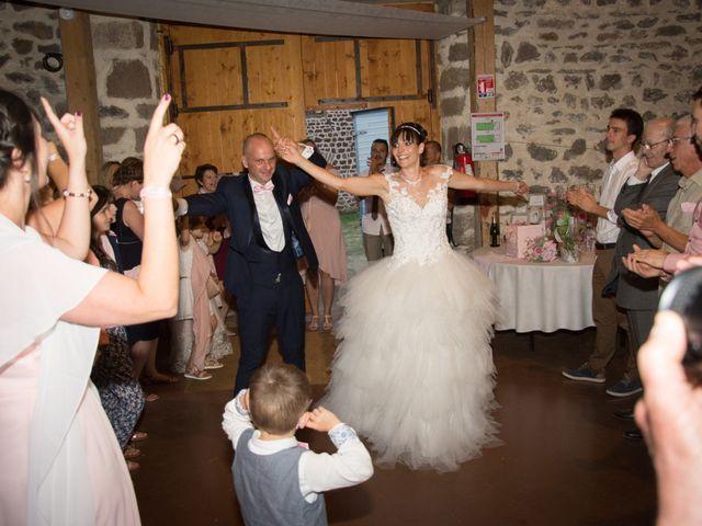Le mariage de Greg et Laura à Loudes, Haute-Loire 75