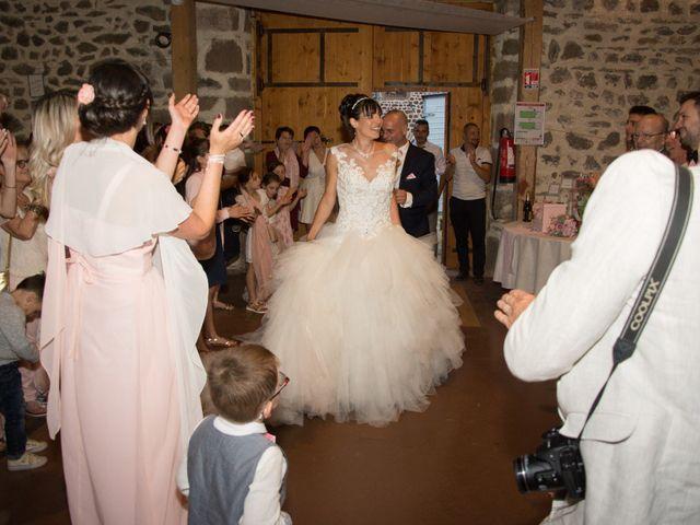 Le mariage de Greg et Laura à Loudes, Haute-Loire 77
