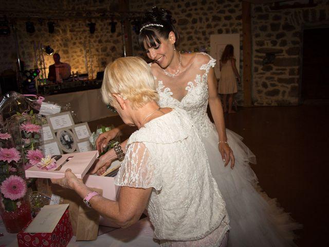 Le mariage de Greg et Laura à Loudes, Haute-Loire 80