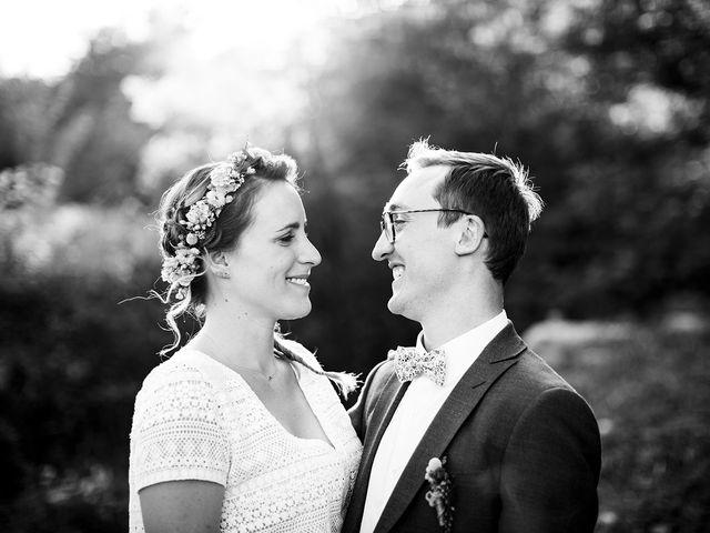 Le mariage de Cécile et Olivier