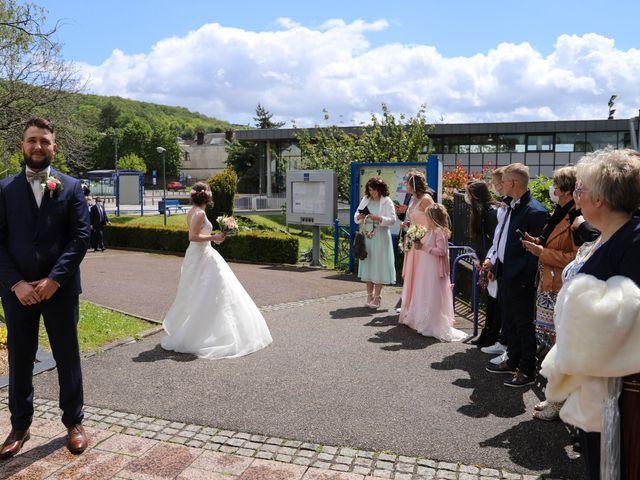 Le mariage de Joris et Wendy à Déville-lès-Rouen, Seine-Maritime 18