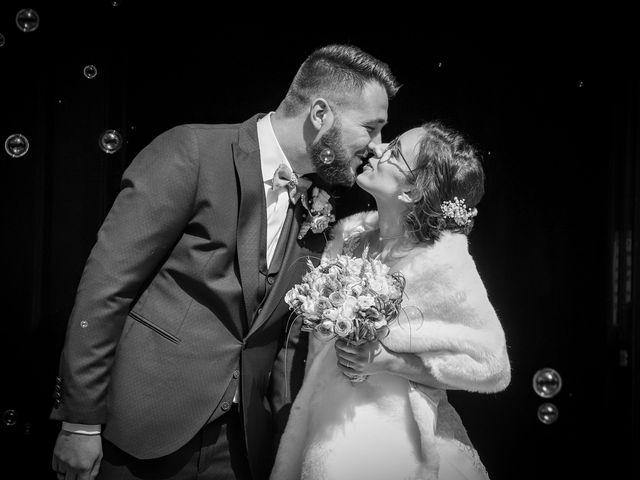 Le mariage de Joris et Wendy à Déville-lès-Rouen, Seine-Maritime 40
