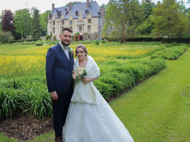 Le mariage de Joris et Wendy à Déville-lès-Rouen, Seine-Maritime 44