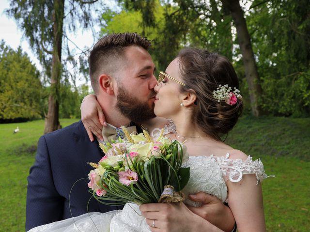 Le mariage de Joris et Wendy à Déville-lès-Rouen, Seine-Maritime 52