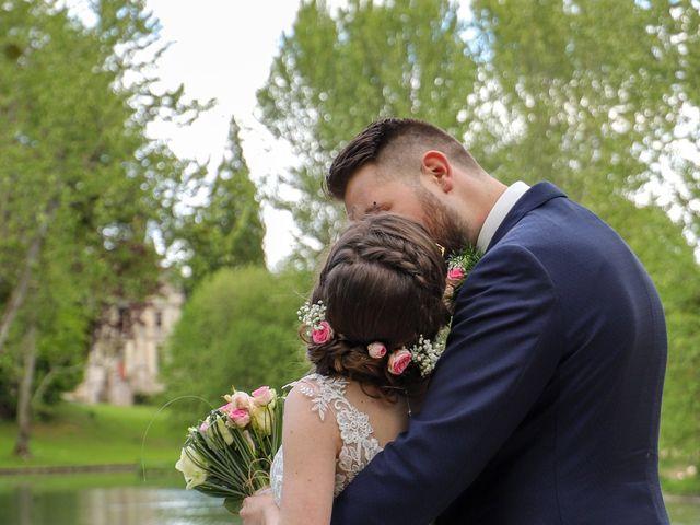 Le mariage de Joris et Wendy à Déville-lès-Rouen, Seine-Maritime 56