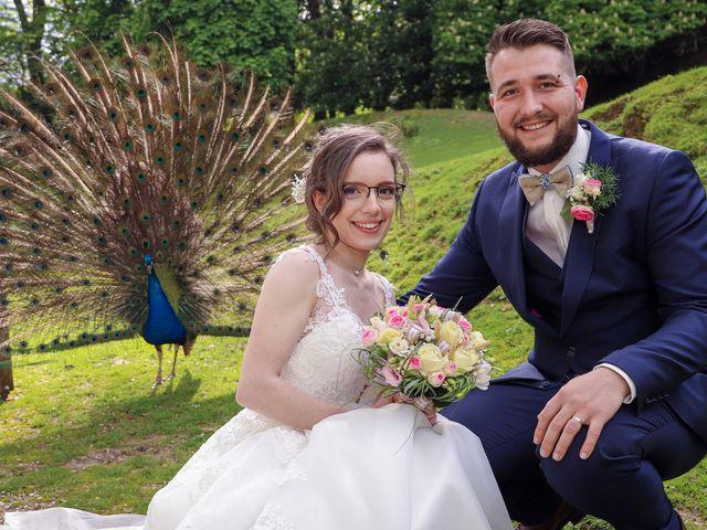 Le mariage de Joris et Wendy à Déville-lès-Rouen, Seine-Maritime 59