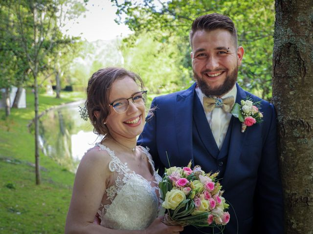 Le mariage de Joris et Wendy à Déville-lès-Rouen, Seine-Maritime 61