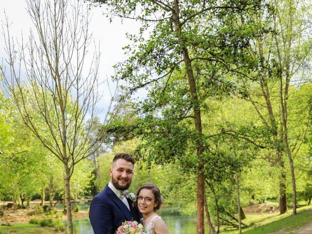 Le mariage de Joris et Wendy à Déville-lès-Rouen, Seine-Maritime 62