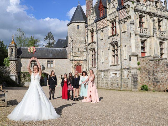 Le mariage de Joris et Wendy à Déville-lès-Rouen, Seine-Maritime 64