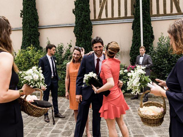 Le mariage de Arthur et Marine à Houdan, Yvelines 3
