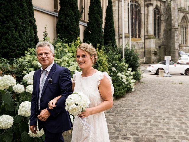Le mariage de Arthur et Marine à Houdan, Yvelines 4