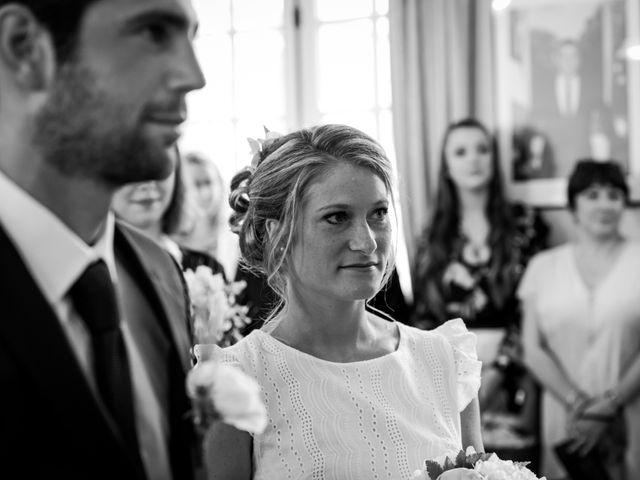 Le mariage de Arthur et Marine à Houdan, Yvelines 9