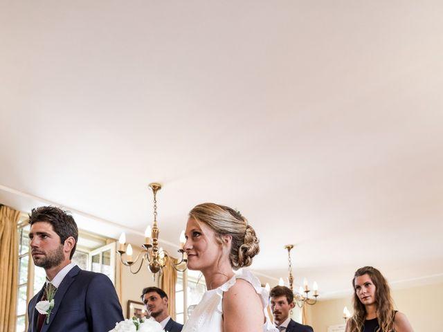 Le mariage de Arthur et Marine à Houdan, Yvelines 10