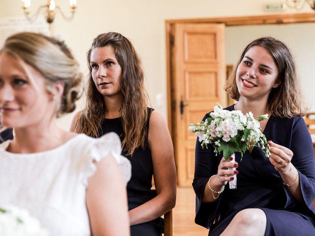 Le mariage de Arthur et Marine à Houdan, Yvelines 14