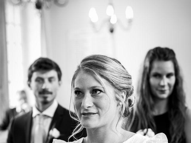 Le mariage de Arthur et Marine à Houdan, Yvelines 15