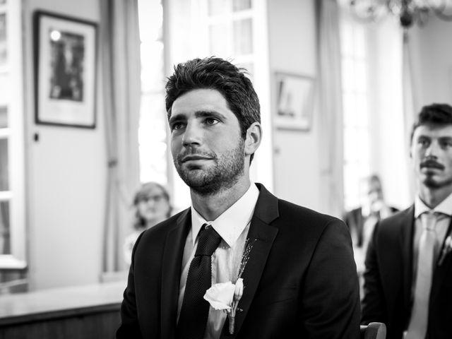 Le mariage de Arthur et Marine à Houdan, Yvelines 16
