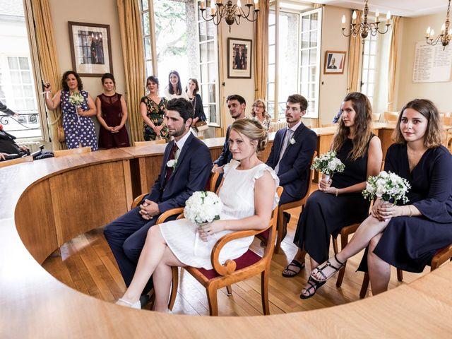Le mariage de Arthur et Marine à Houdan, Yvelines 17